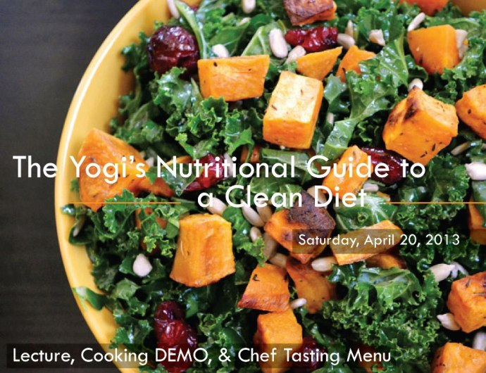 Yogi's Guide to Nutritional Diet